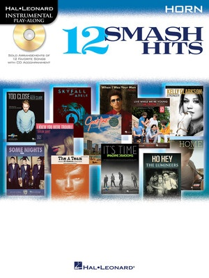 12 Smash Hits - French Horn