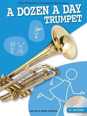 A Dozen a Day - Trumpet