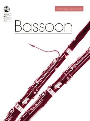 Bassoon Technical Work Book