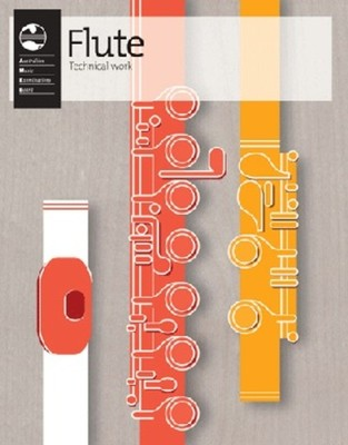 Flute Technical Work Book