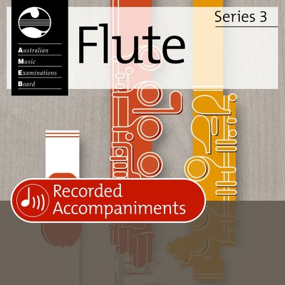Flute Series 3 First Grade - Recorded Accompaniments