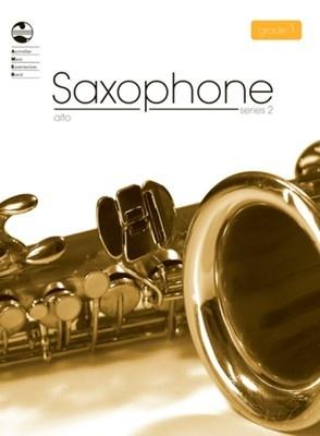 Alto Saxophone Series 2 - Grade 1