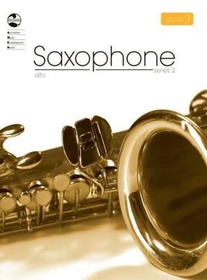 Alto Saxophone Series 2 - Grade 3