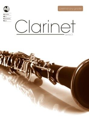 Clarinet Series 3 - Preliminary Grade
