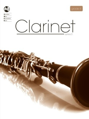 Clarinet Series 3 - Grade 4