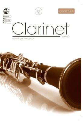Clarinet Grade 3 & 4 Series 3 CD Recording & Handbook