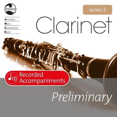 Clarinet Series 3 Preliminary Recorded Accompaniments