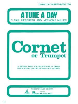 A Tune A Day Trumpet/Cornet Book 2