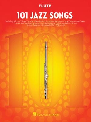 101 Jazz Songs for Flute