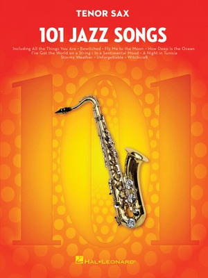 101 Jazz Songs for Tenor Sax