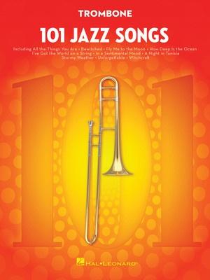 101 Jazz Songs for Trombone