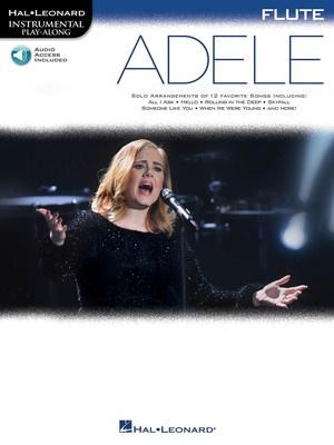 Adele Play-Along - Flute