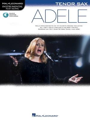 Adele Play-Along - Tenor Saxophone