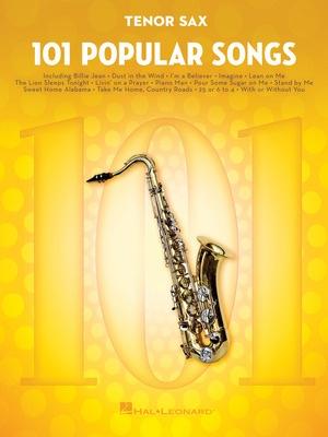 101 Popular Songs for Tenor Sax