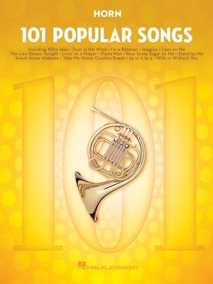 101 Popular Songs for Horn