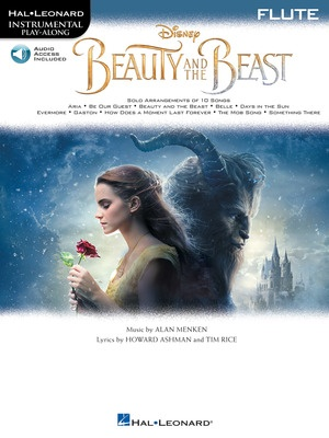 Beauty and the Beast for Flute