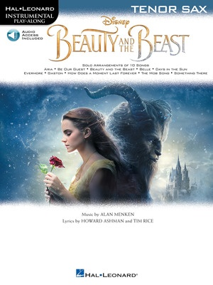 Beauty and the Beast for Tenor Sax