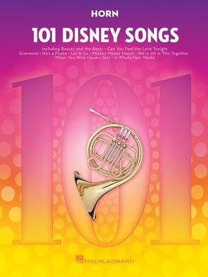 101 Disney Songs for Horn