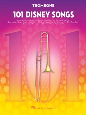 101 Disney Songs for Trombone