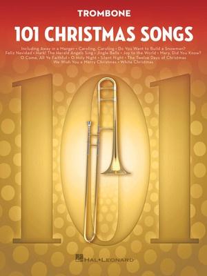 101 Christmas Songs for Trombone