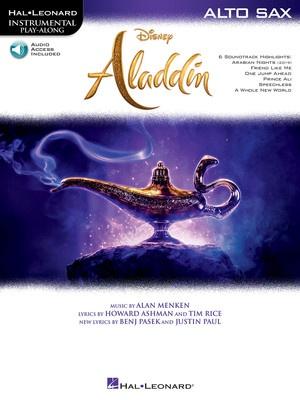 Aladdin for Alto Sax