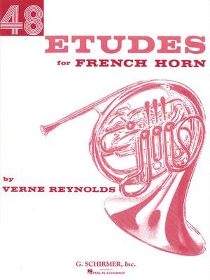 48 Etudes for French Horn (Reynolds)