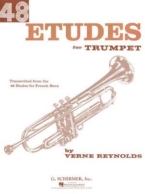 48 Etudes for Trumpet (Renoylds)