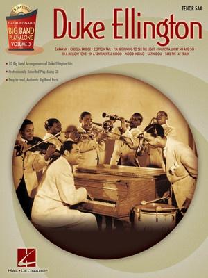 Big Band Play Along V3 - Duke Ellington for Tenor Sax
