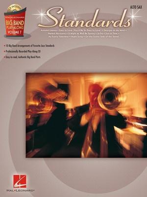 Big Band Play Along V7 - Standards for Tenor Sax