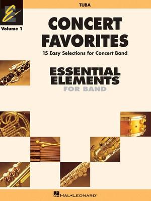 Concert Favorites Vol. 1 - Tuba