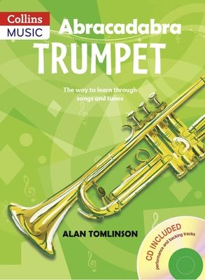 Abracadabra Trumpet, Book with CD Included