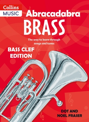 Abracadabra Brass - Bass Clef Edition