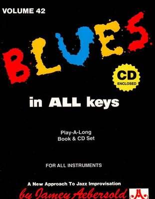 Blues In All Keys - Volume 42