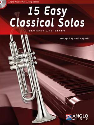 15 Easy Classical Solos Trumpet