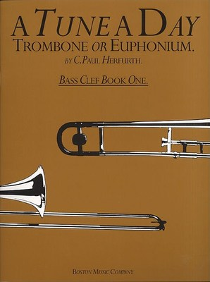 A Tune A Day for Trombone or Euphonium Bass Clef Book 1