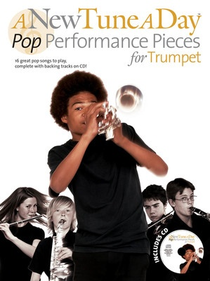A New Tune A Day Pop Performance Pieces for Trumpet