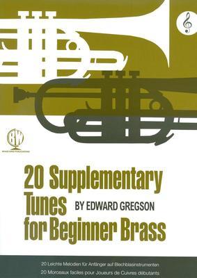 20 Supplementary Tunes for Beginner Brass - Treble Cleff