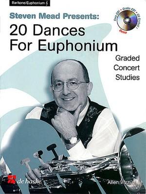 20 Dances For Euphonium Bc Ed Mead (Vizzutti)