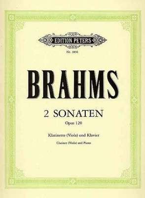 2 Sonatas Op. 120