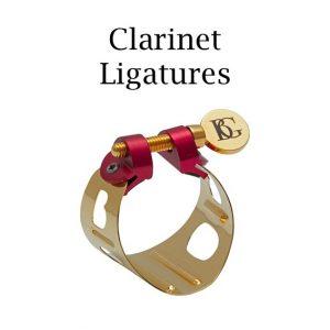 Clarinet Ligatures