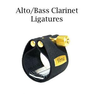 Alto/Bass Clarinets