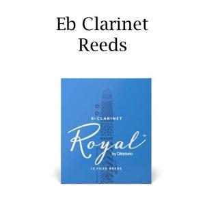 Eb Clarinet Reeds