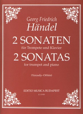 2 Sonatas Trumpet (Handel)